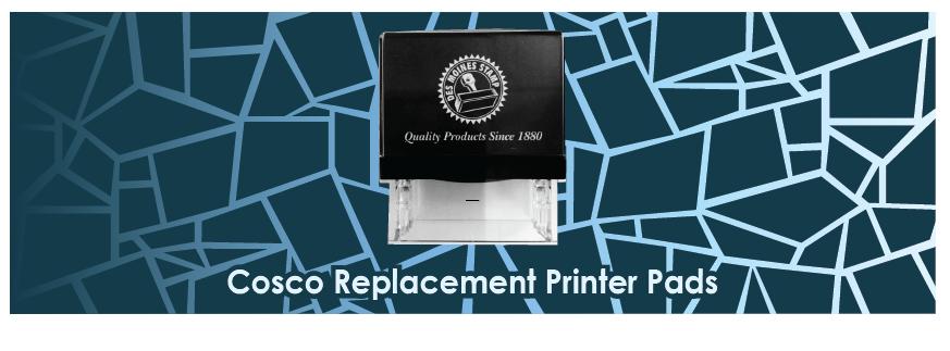Cosco Printer Pads